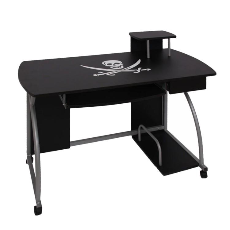 jugend schreibtisch ohio ii pirat schwarz mendler jetzt. Black Bedroom Furniture Sets. Home Design Ideas