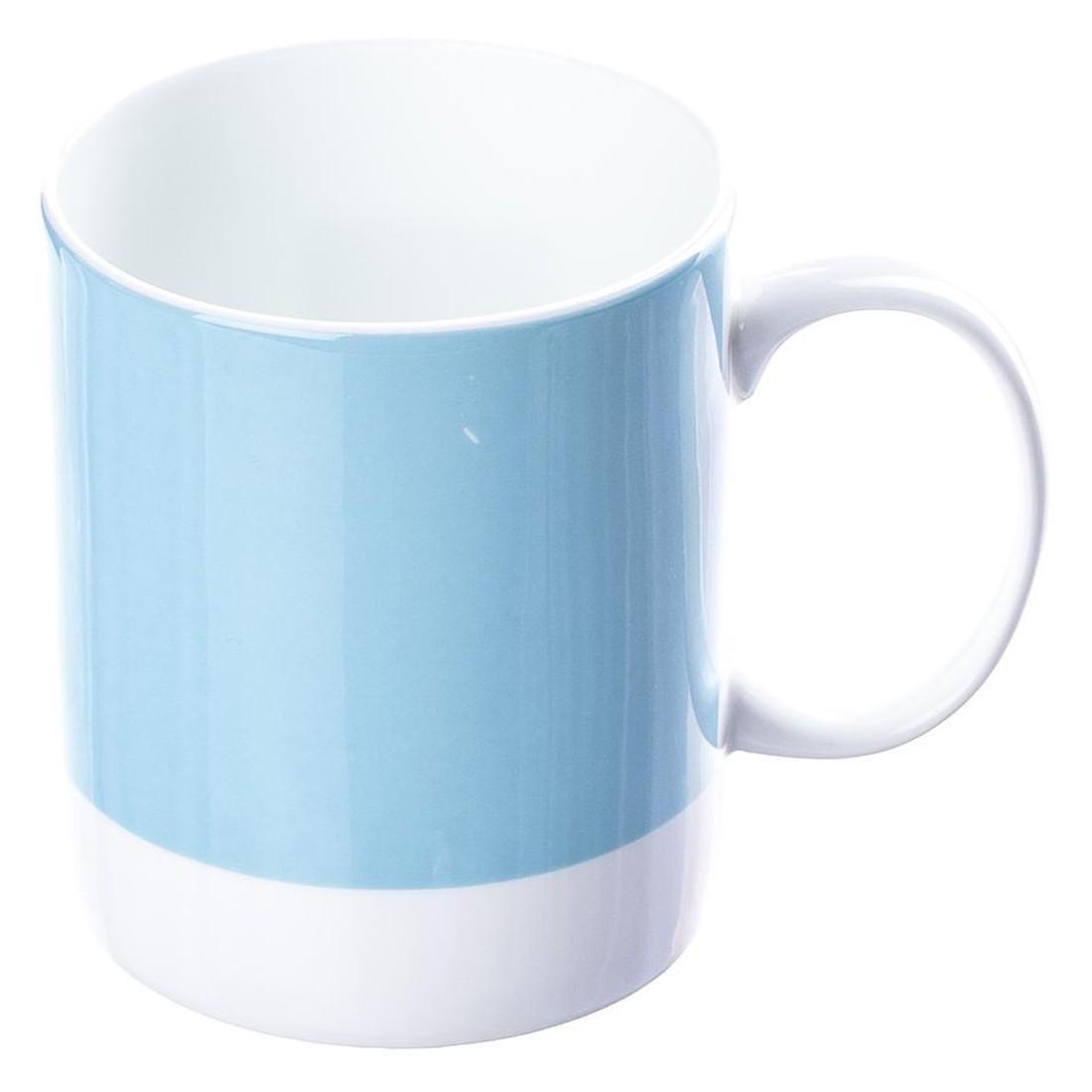 Kaffeebecher Vintage Blue – Porzellan – Blau, Pantone bestellen
