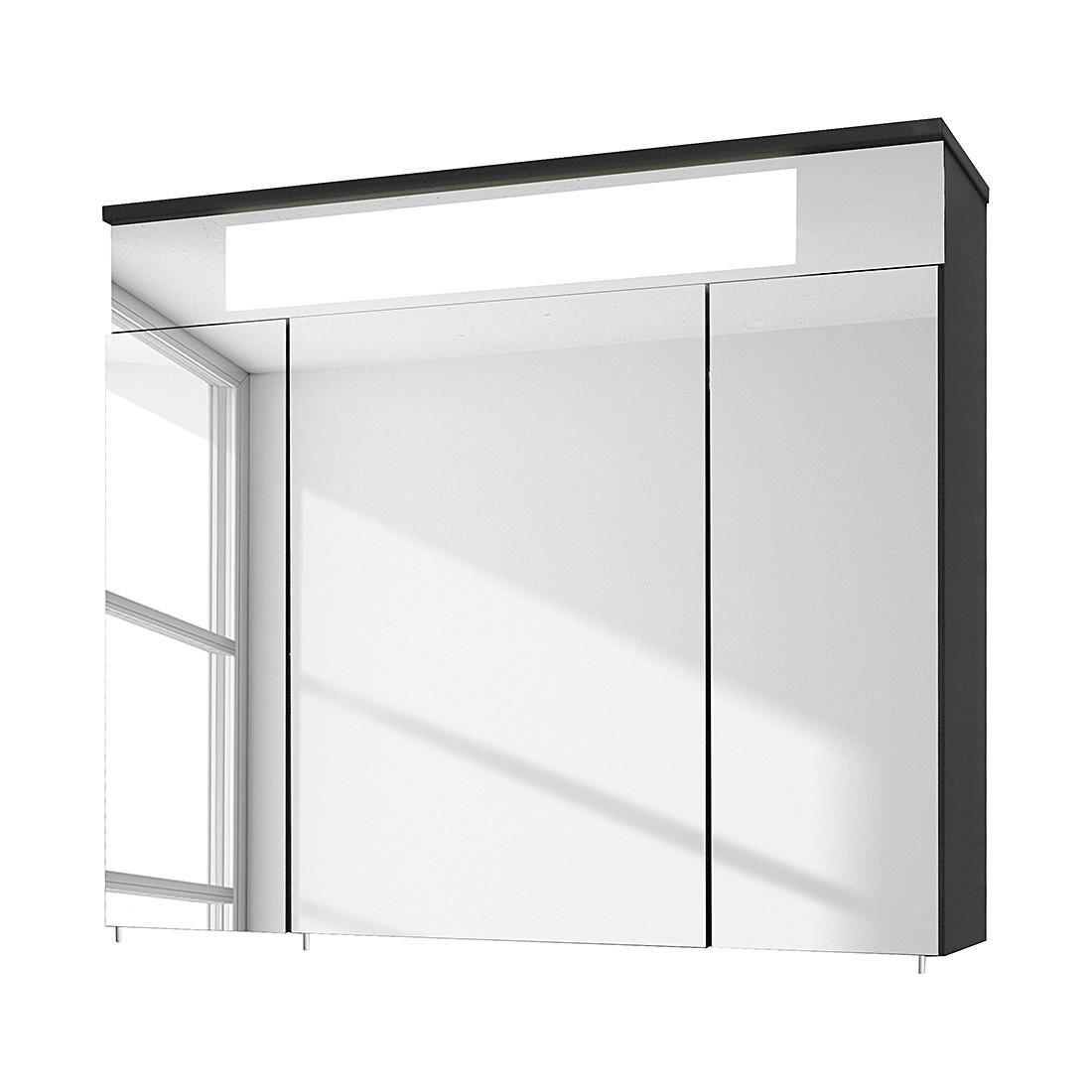 Spiegelschrank Kara – Anthrazit, Fackelmann günstig kaufen