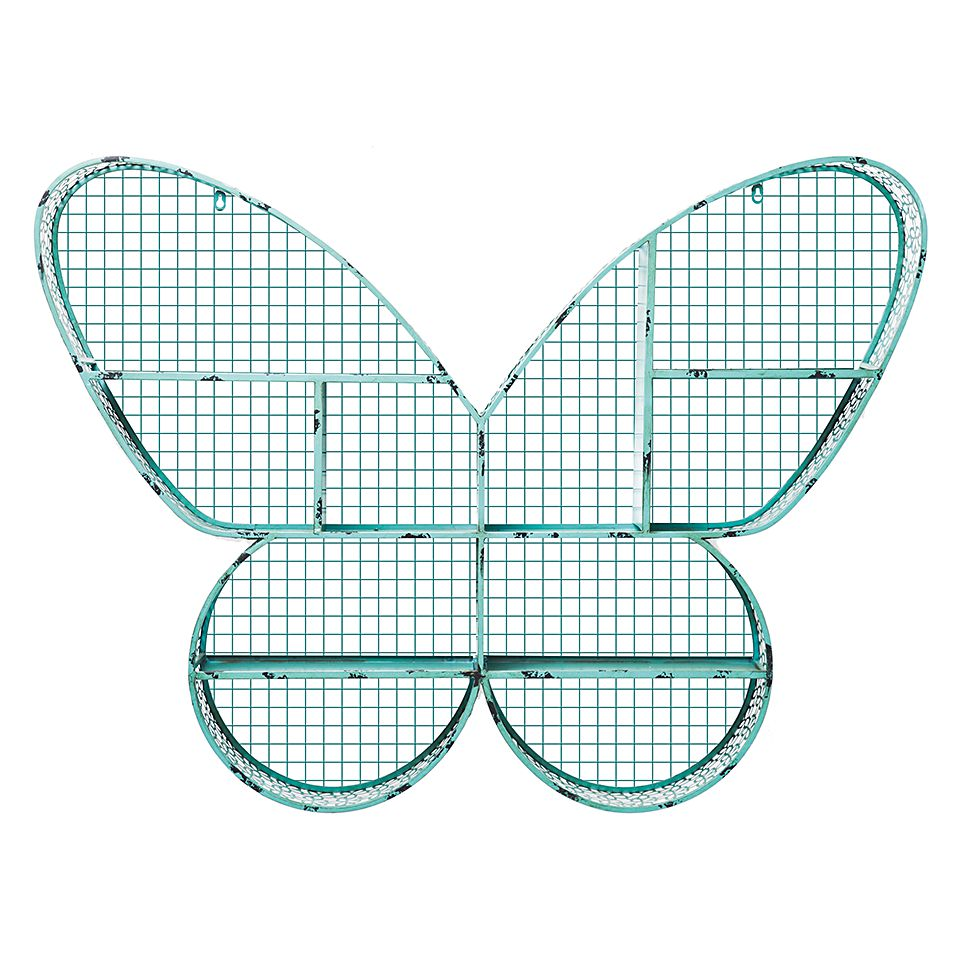 Wandregal Butterfly, Kare Design