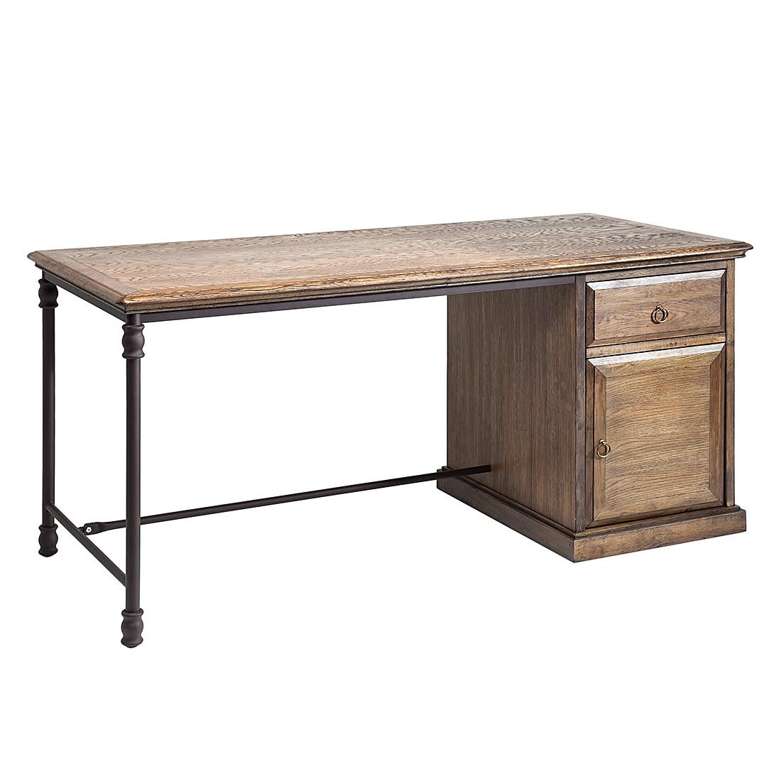 Schreibtisch Pole - Eiche, Kare Design