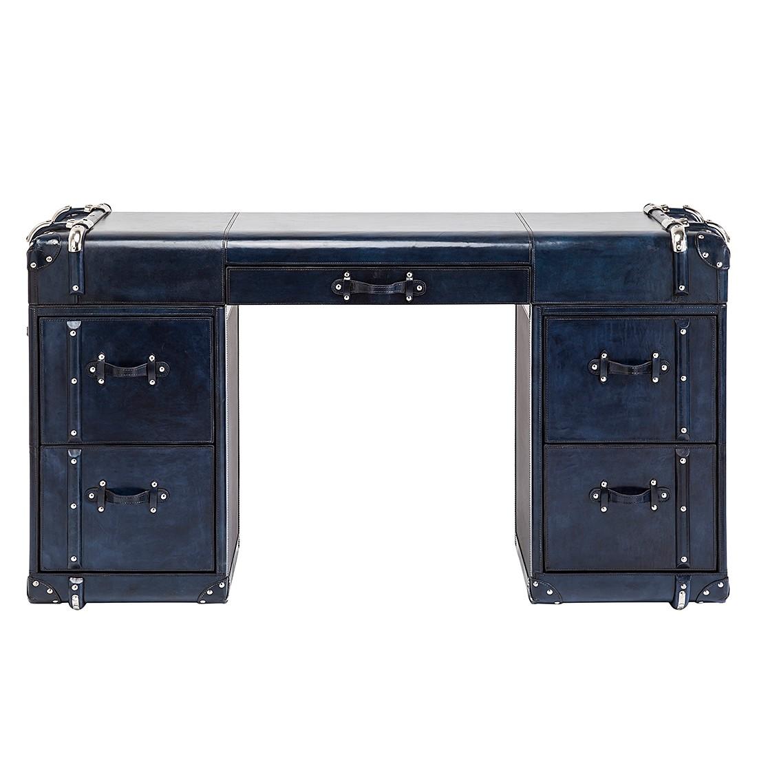 Schreibtisch Nautica - Blau, Kare Design