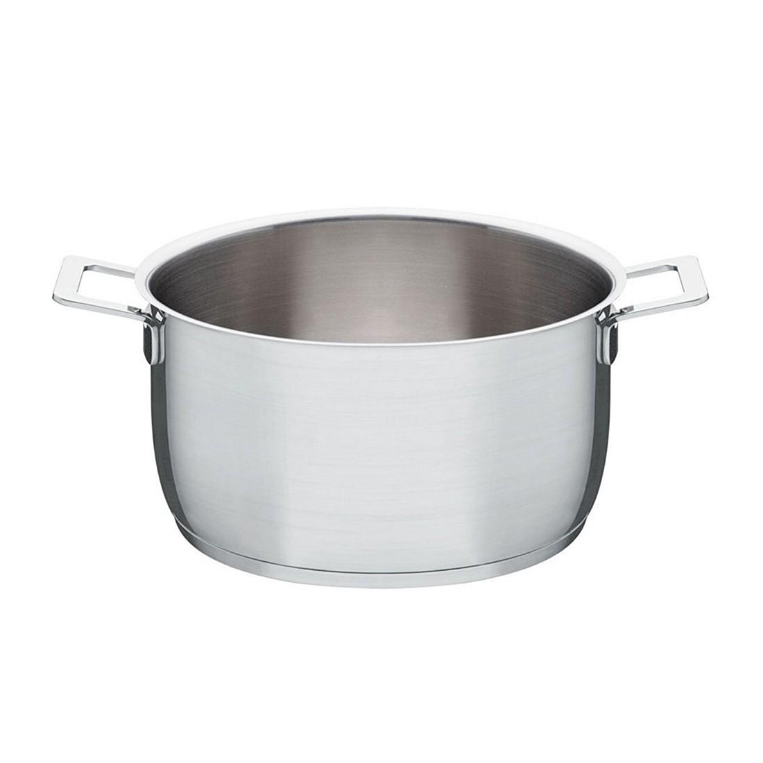 Kasserolle Pots & Pans – Ø 24cm/mattiert, Alessi günstig kaufen