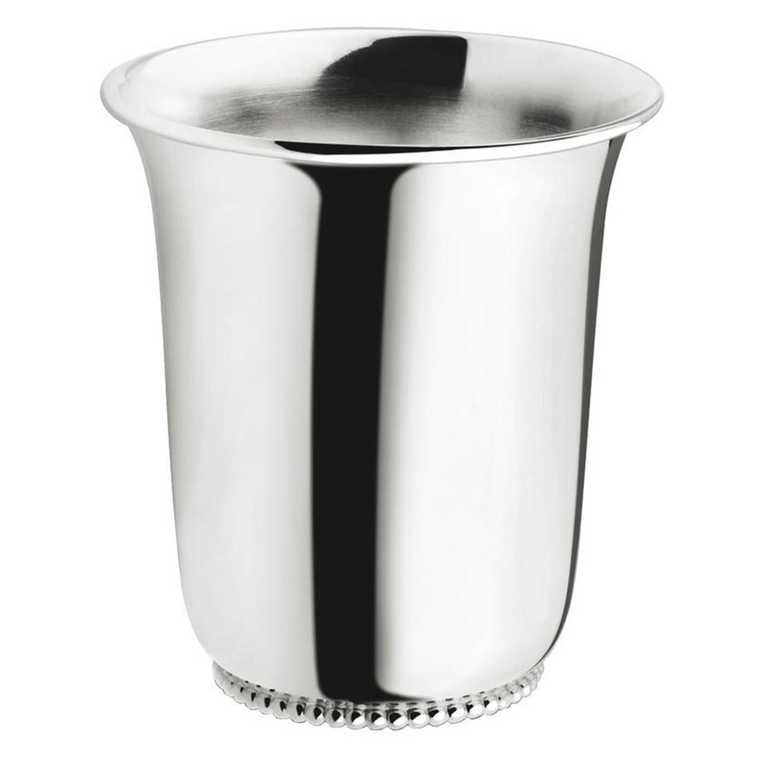kinderbecher perl metall silber zilverstad g nstig online kaufen. Black Bedroom Furniture Sets. Home Design Ideas