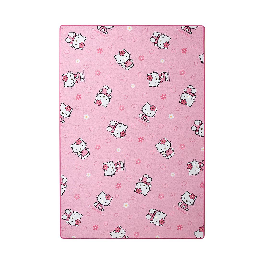 Kinderteppich Hello Kitty – Pink – 60 x 120 cm, Testil bestellen