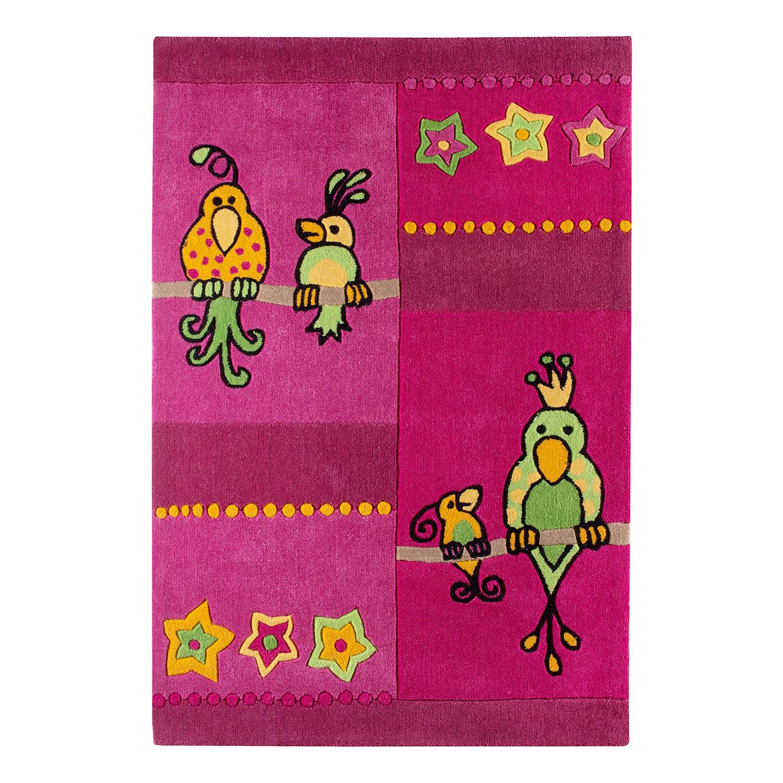 Kinderteppich Kakadu - Pink, andiamo