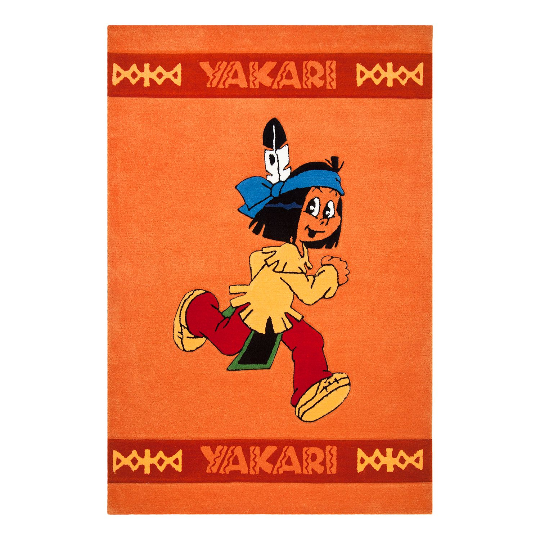Kinderteppich Petala - 100 x 160 cm, Yakari