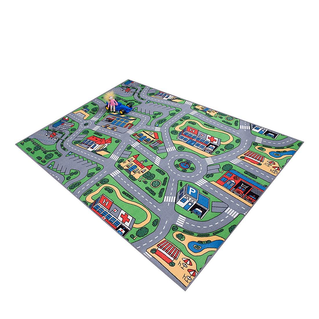 Kinderteppich Strasse – 140 x 200 cm, Testil günstig kaufen