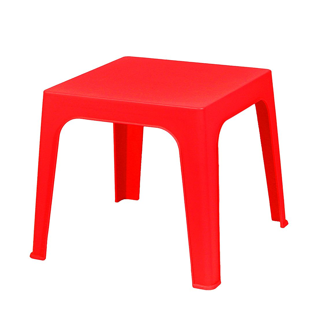 Kindertisch Julieta – Kunststoff – Rot, Blanke Design jetzt bestellen