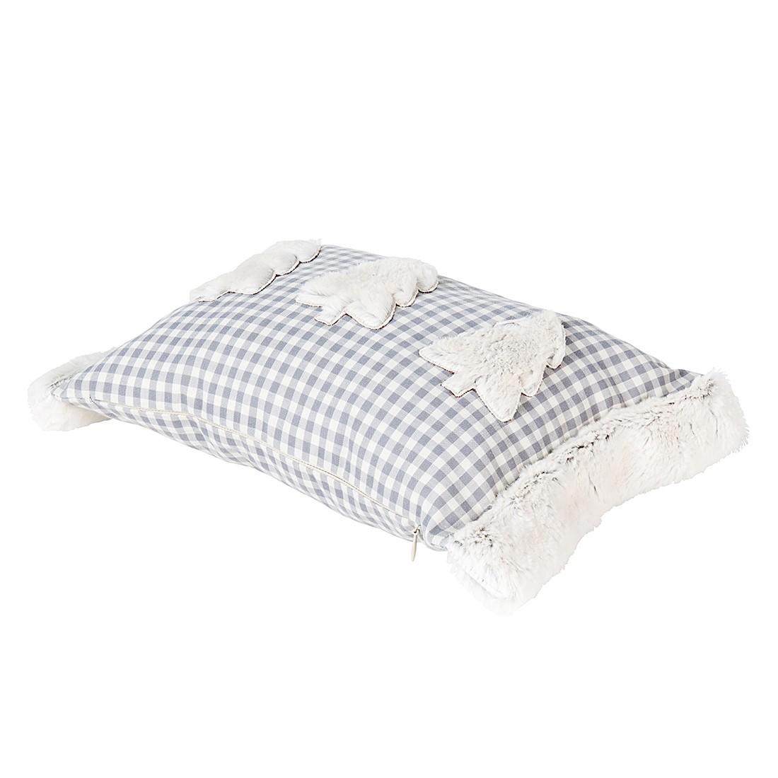 Kissen (32 x 24 cm) Finn – Grau, 2Lif jetzt kaufen