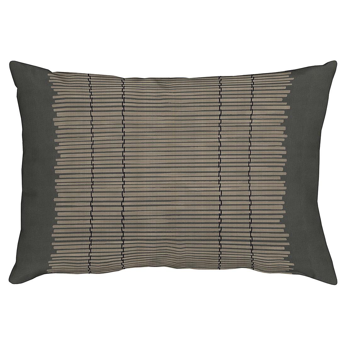 Kissen Loft I – Grau – 35 x 50 cm, Apelt günstig online kaufen
