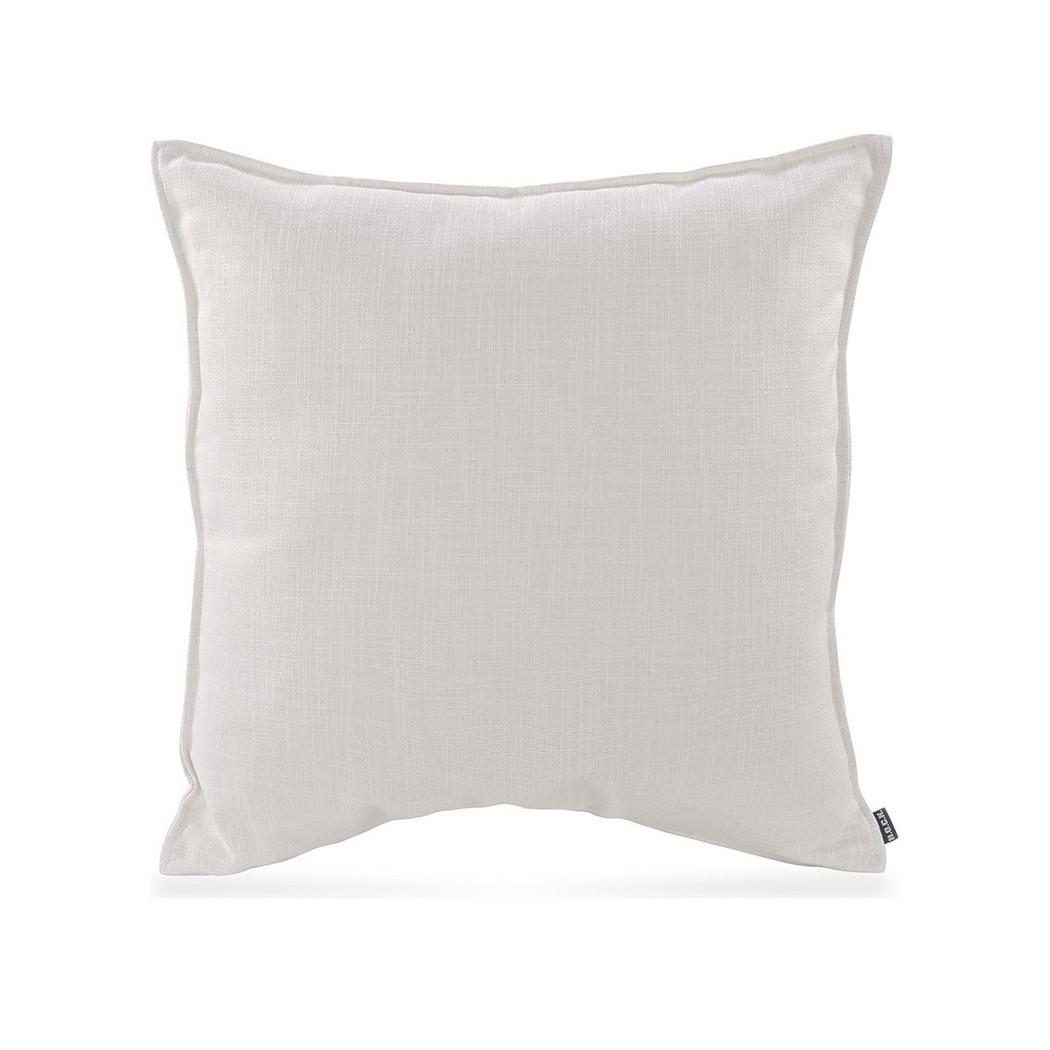 Kissen Manhattan – 70×70 cm – Kunststoff – Ecru, Hock günstig online kaufen