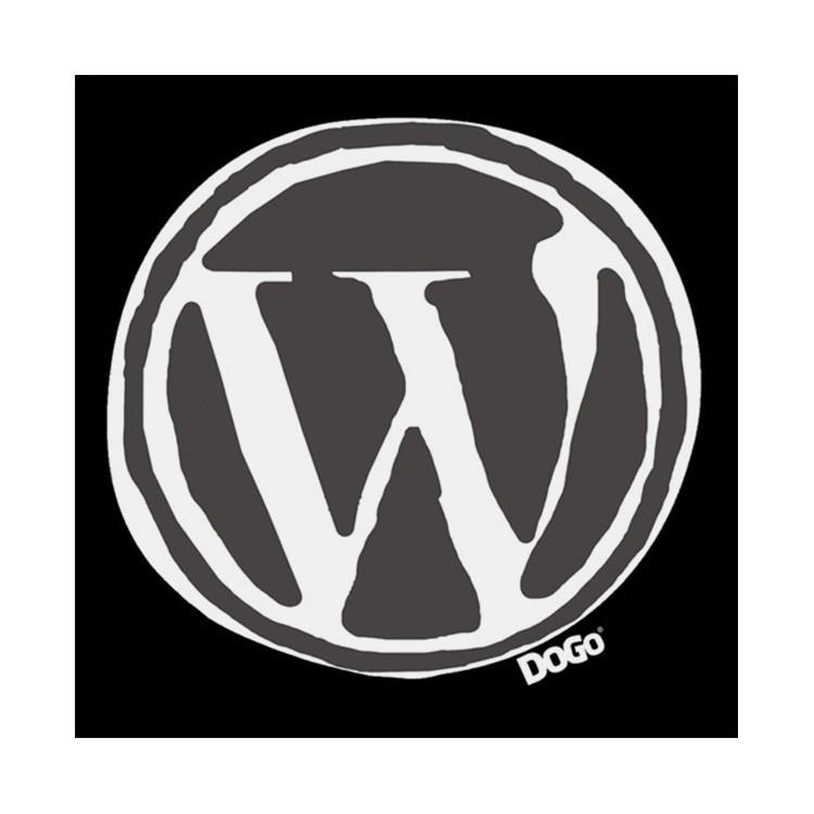 Kissen WordPress – 100% Leinen – Beige, DOGO kaufen