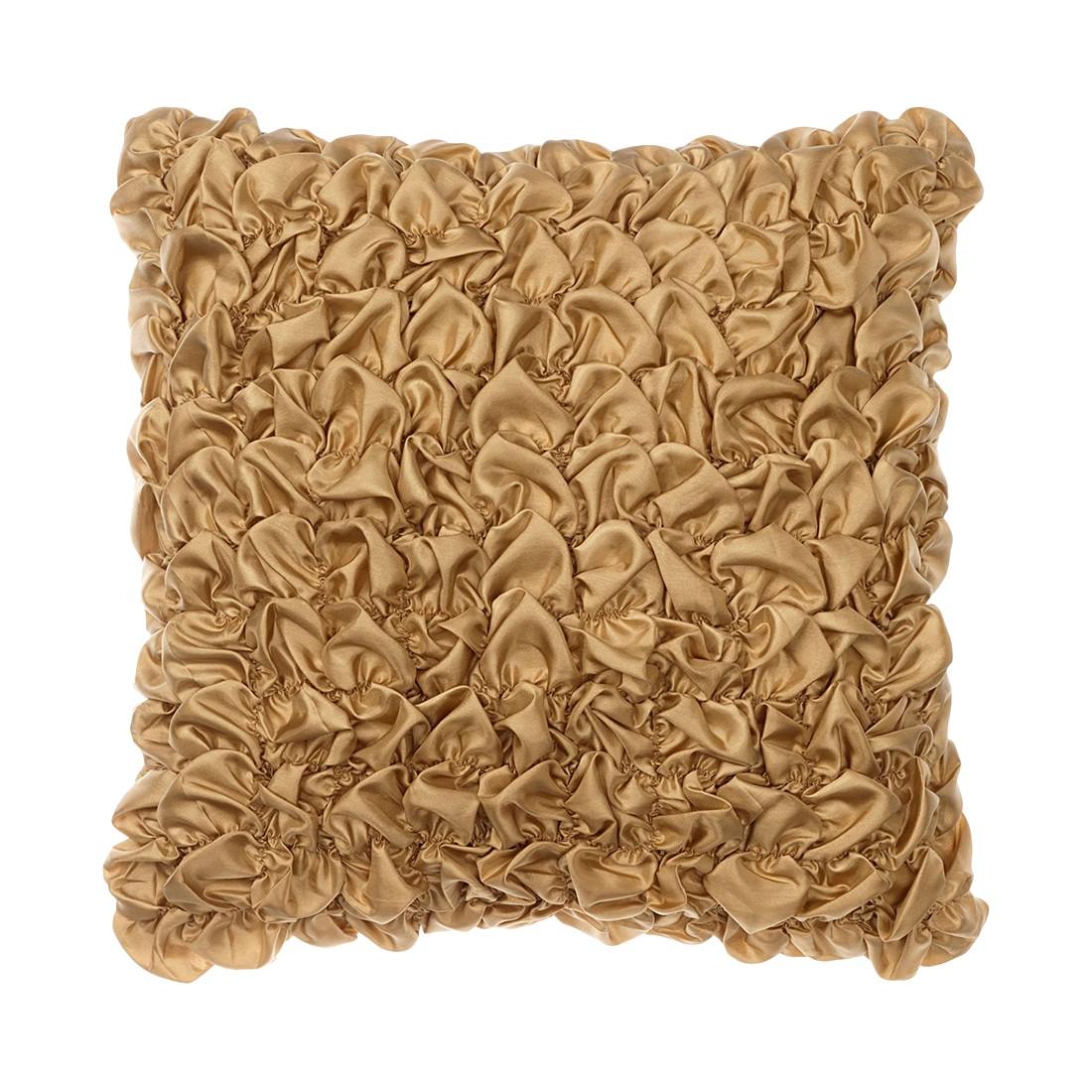 Kissen Cesana – 45 X 45 cm, Pink, Polyester – Kissenhülle, mit Füllung, Dutch Decor online bestellen