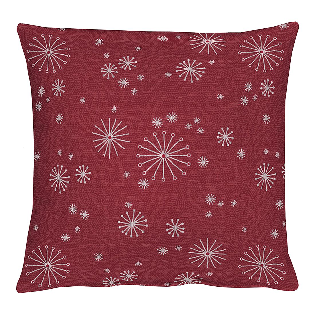 Kissenhülle Christmas Elegance I – Rot, Apelt günstig kaufen