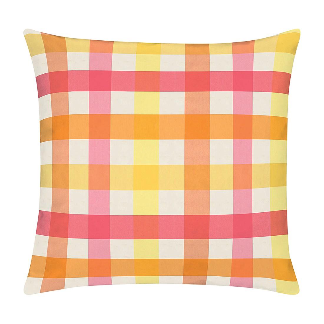 Kissenhülle Cuius – Gelb/Rot – 40 x 40 cm, Apelt online bestellen