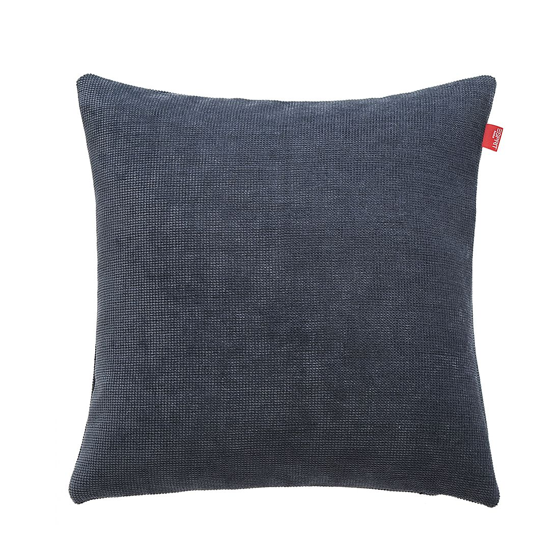 Kissenhülle E-Base – Blau – Größe: 50 x 50 cm, Esprit Home günstig