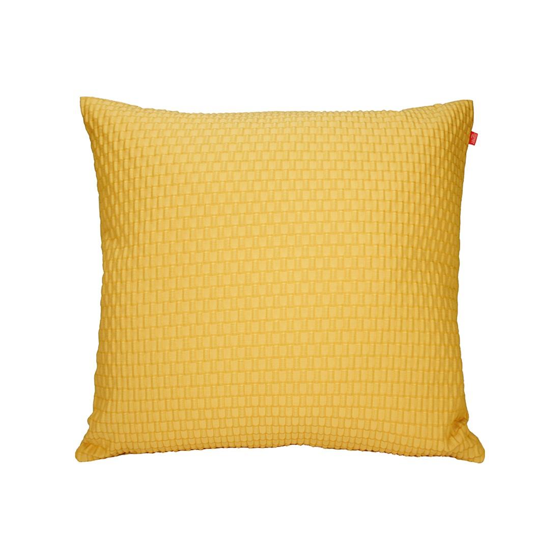 Kissenhülle E-Beat – Curry – Größe: 50 x 50 cm, Esprit Home online bestellen