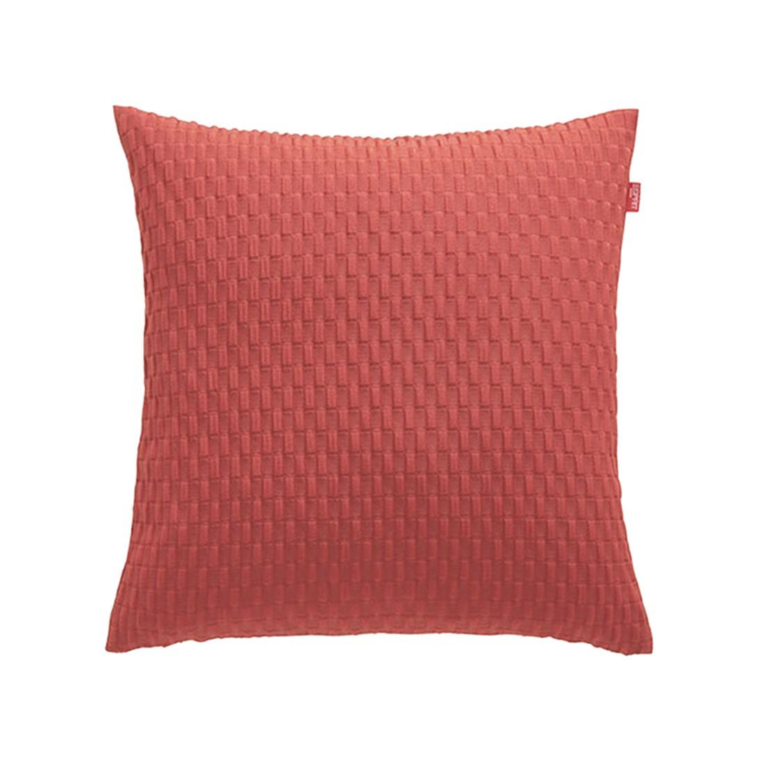 Kissenhülle E-Beat – Lachs – Größe: 50 x 50 cm, Esprit Home kaufen