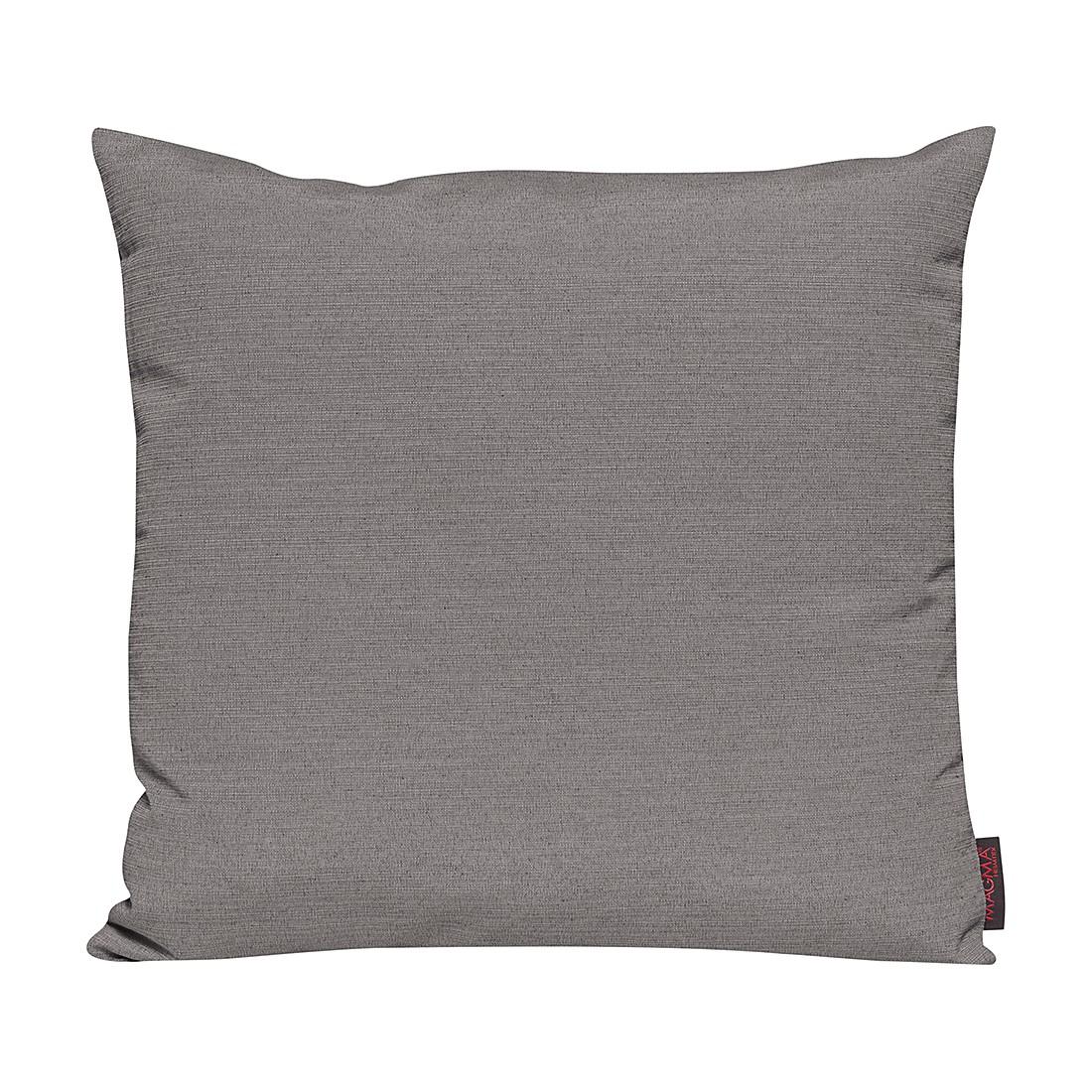 Kissenhülle Franca – Grau – 50 x 50 cm, Magma-Heimtex günstig kaufen