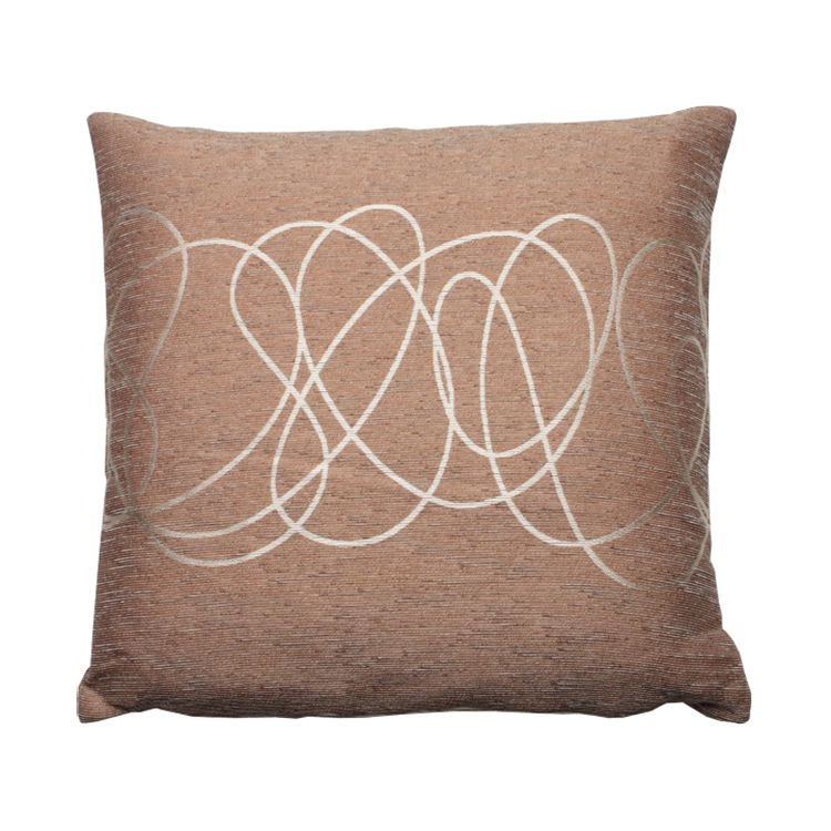 Kissenhülle Madrid – Braun – 40 x 40 cm, Home Wohnideen günstig