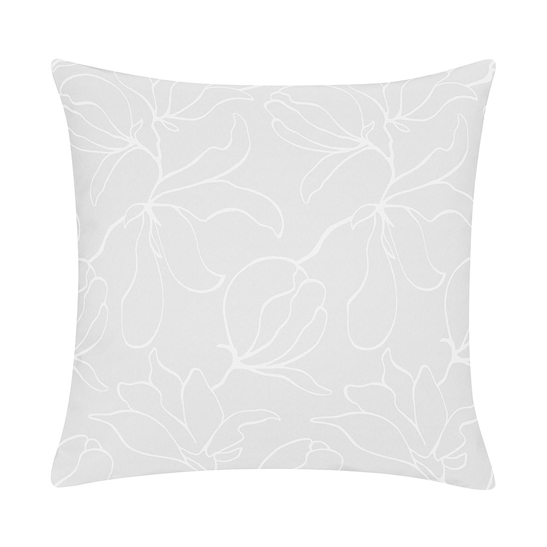 Kissenhülle Magnolia – Anthrazit – 40 x 40 cm, Apelt online bestellen