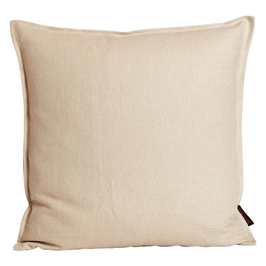Kissenhülle Mood – Sand – 50 x 50 cm, Magma-Heimtex jetzt kaufen