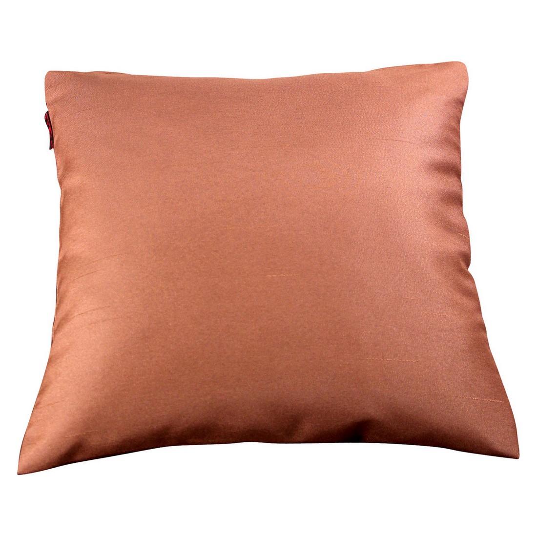 Kissenhülle Nova (2er,4er oder 6er-Set) – Braun – 40 x 40 cm – 4 Kissen, MiBiento Living bestellen
