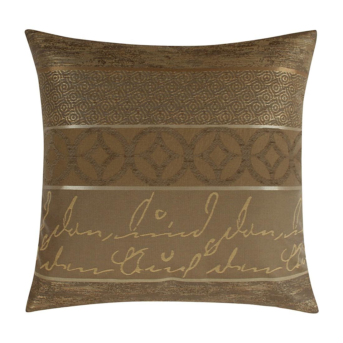 Kissenhülle Ornato – Bronze, Apelt online bestellen