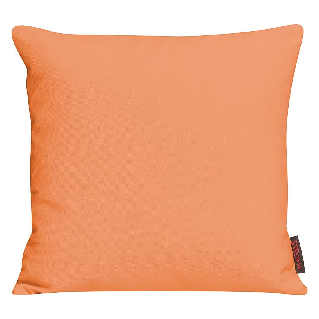 Kissenhülle Paso – Orange – Maße: 40 x 40 cm, Magma-Heimtex online kaufen