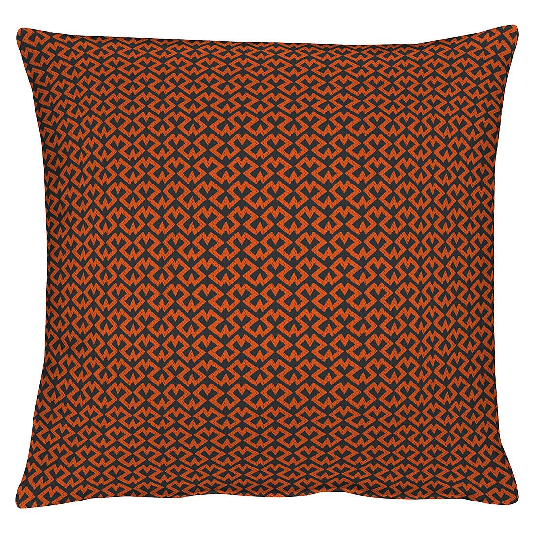 Kissenhülle Pizzo – Orange – 40 x 40 cm, Apelt günstig kaufen