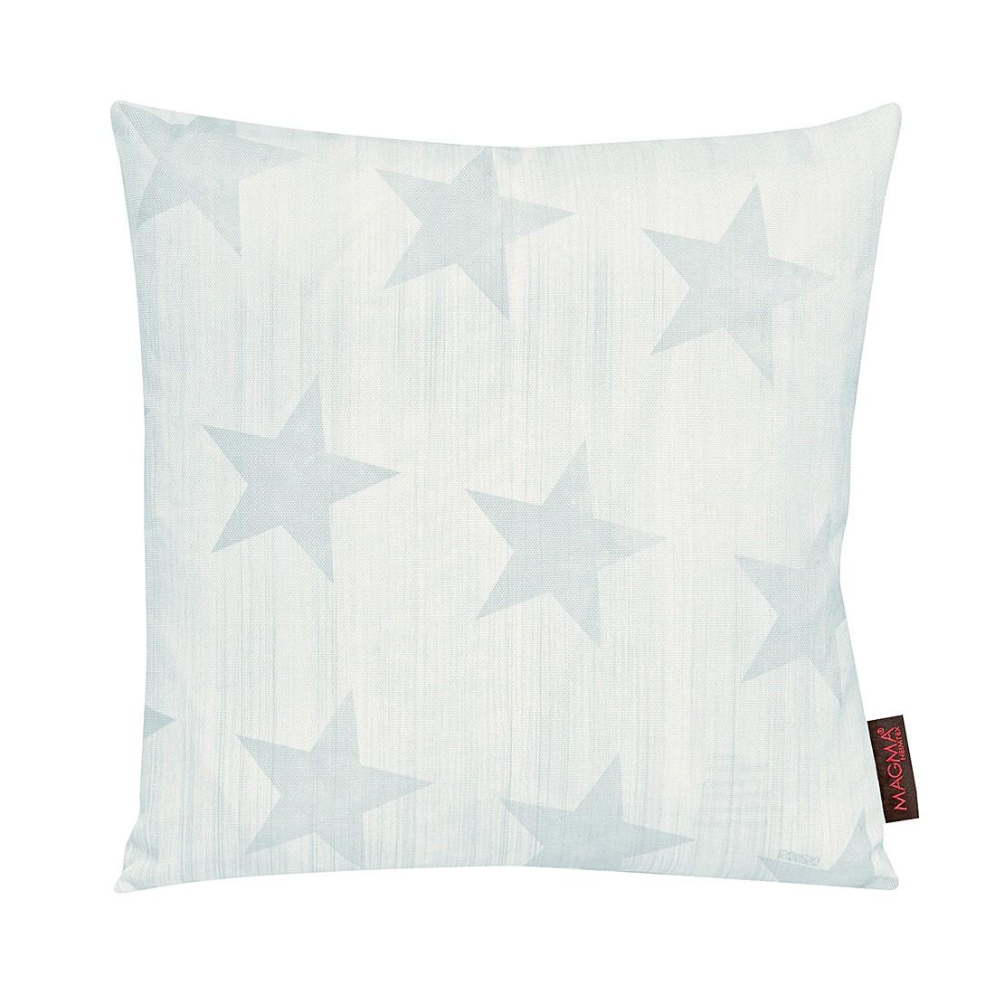 Kissenhülle Sternschnuppe I – Graublau – 40 x 40 cm, twentyfour online kaufen