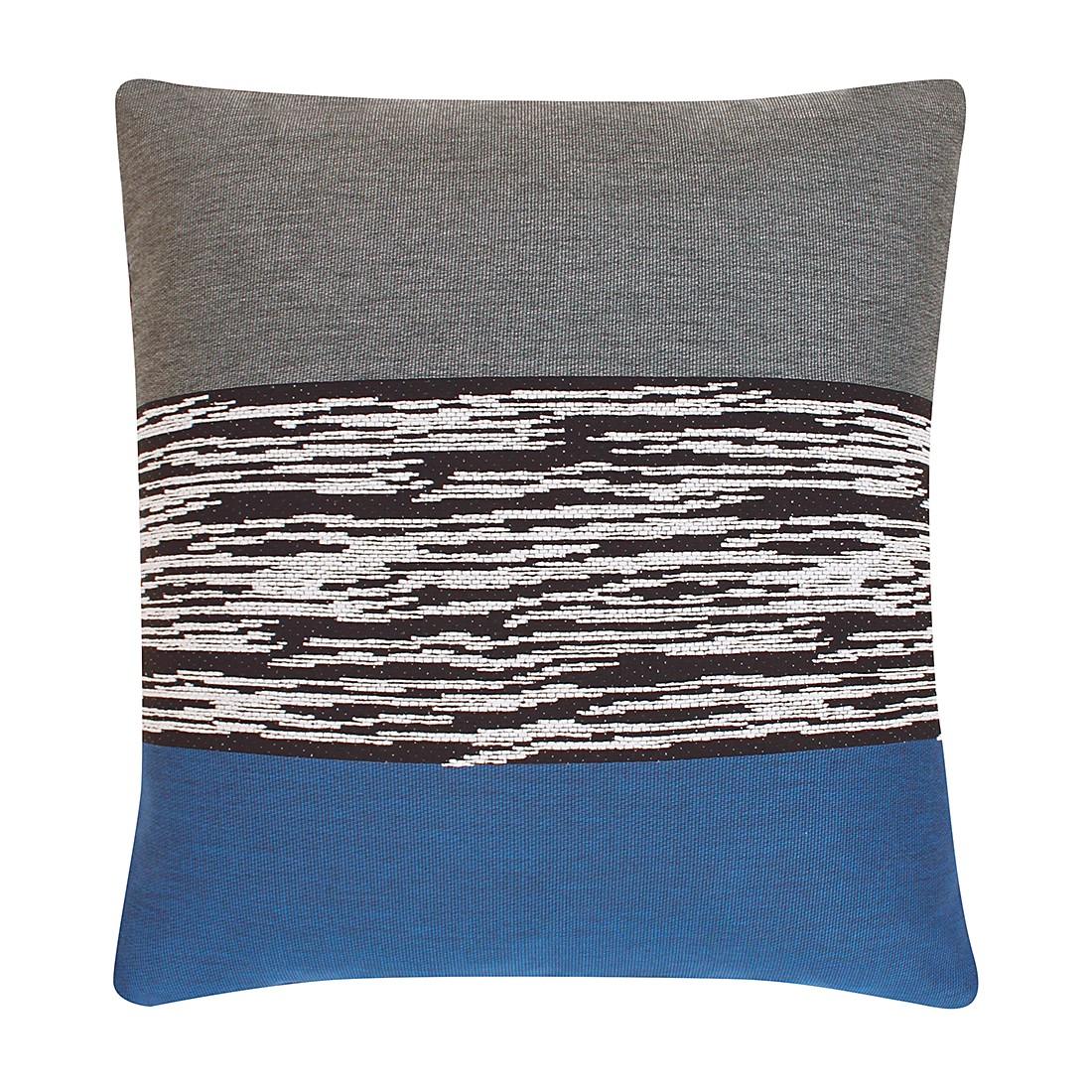 Kissenhülle Studio – Blau/Grau, Apelt online kaufen