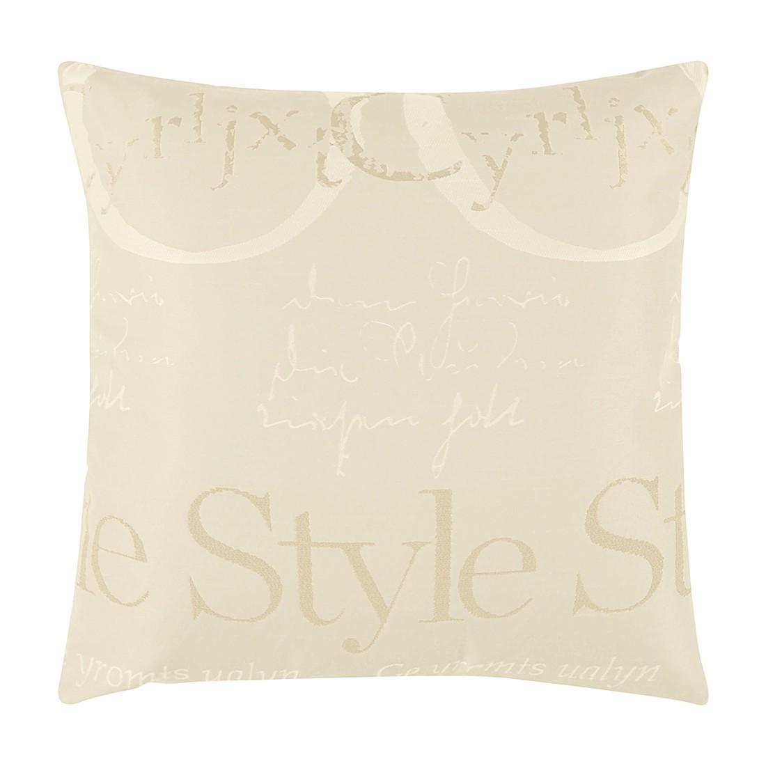 Kissenhülle Style – Beige, Apelt online kaufen