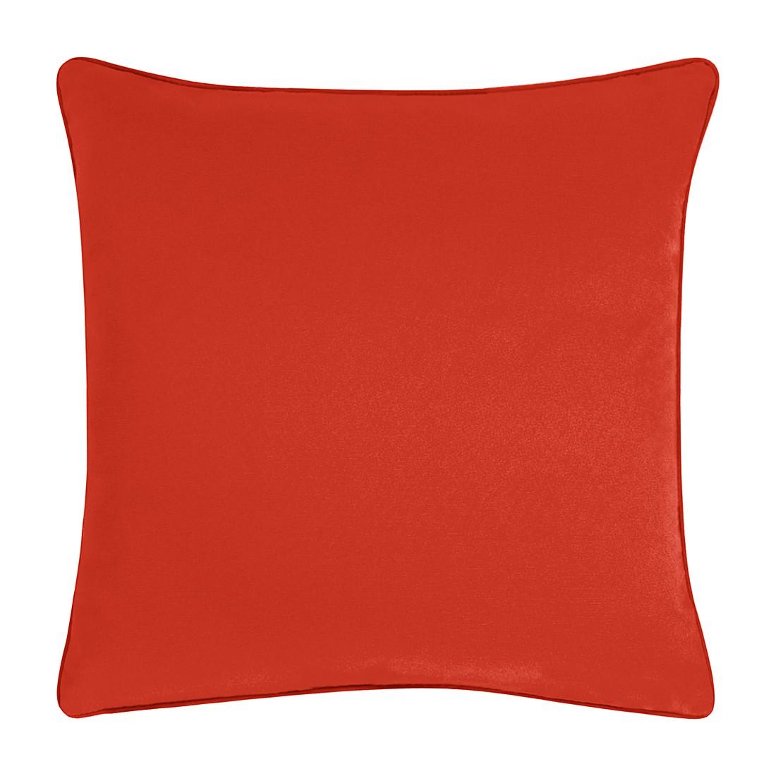 Kissenhülle Tizian – Rot – 40 x 40 cm, Apelt günstig