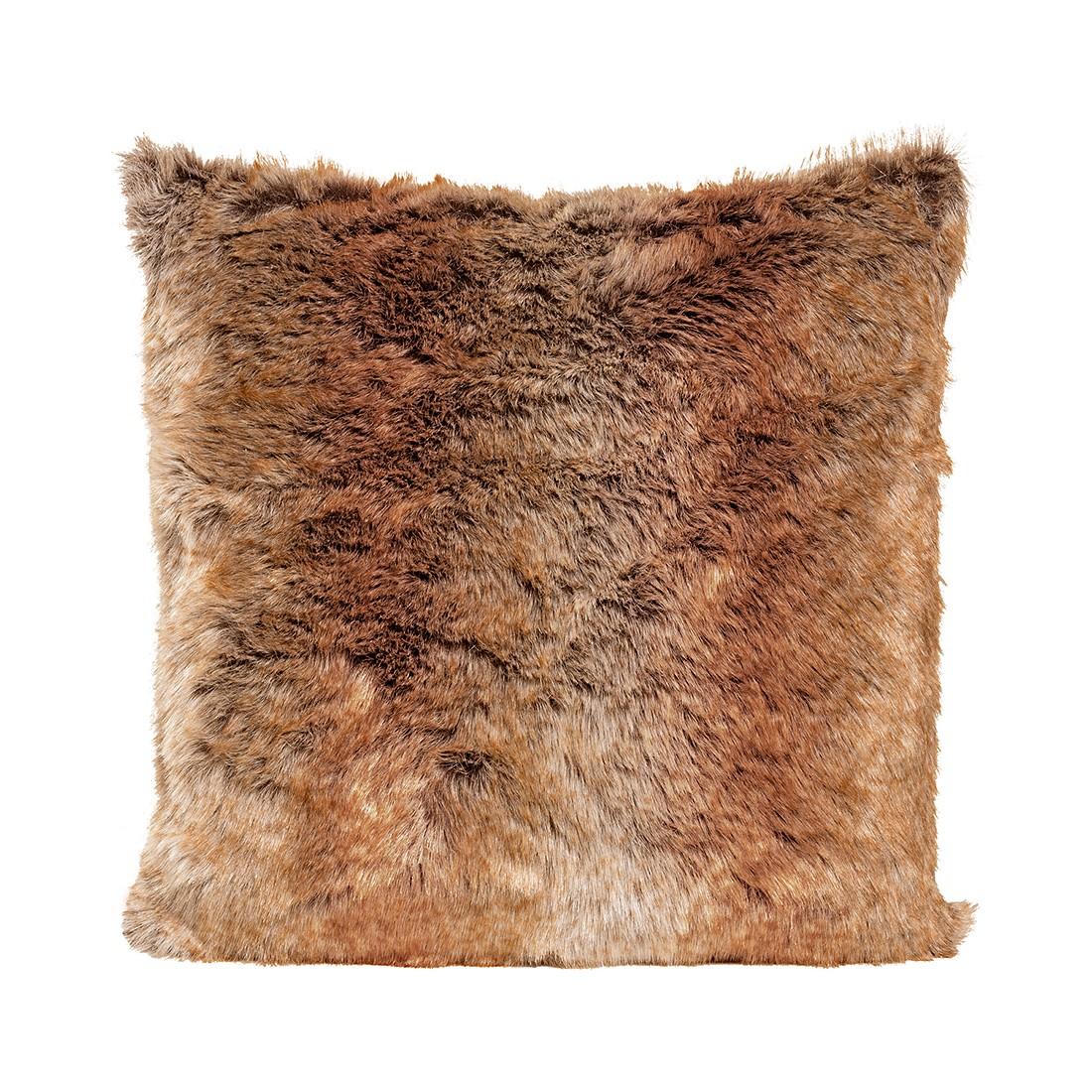Kissenhülle Winterfell – Braun – 40 x 40 cm, Magma-Heimtex jetzt kaufen