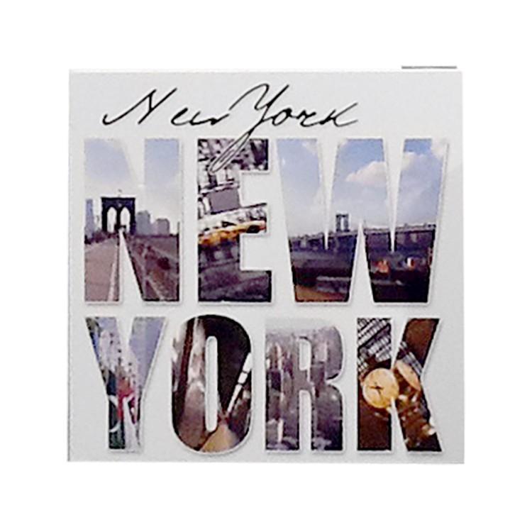 Klappspiegel New York - mit Stadtmotiv