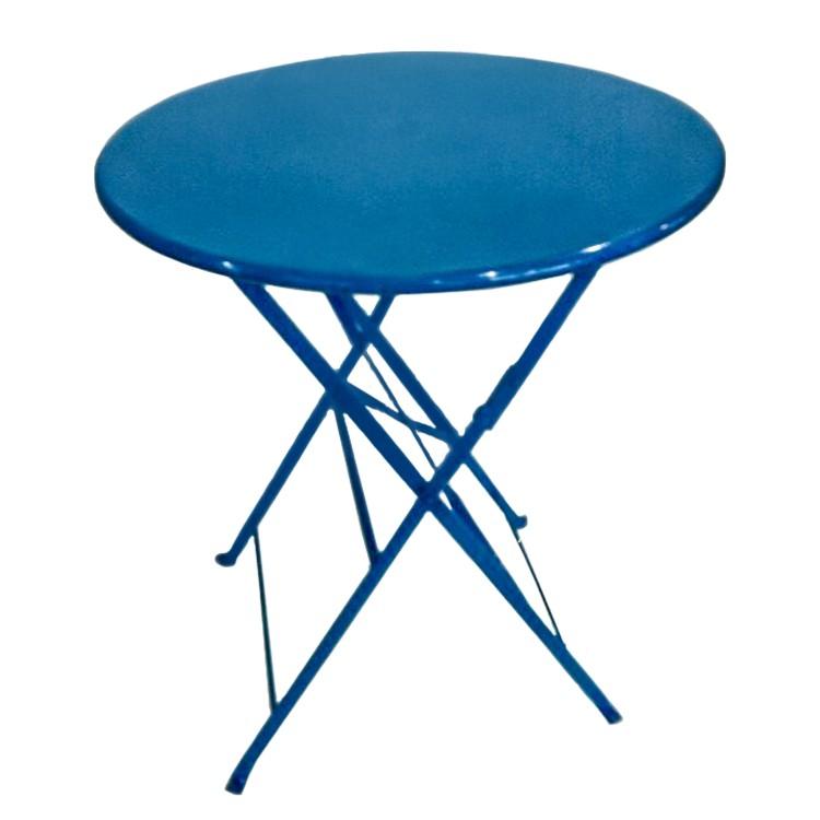 klapptisch lumi blau gartentisch esstisch klappbar ebay. Black Bedroom Furniture Sets. Home Design Ideas