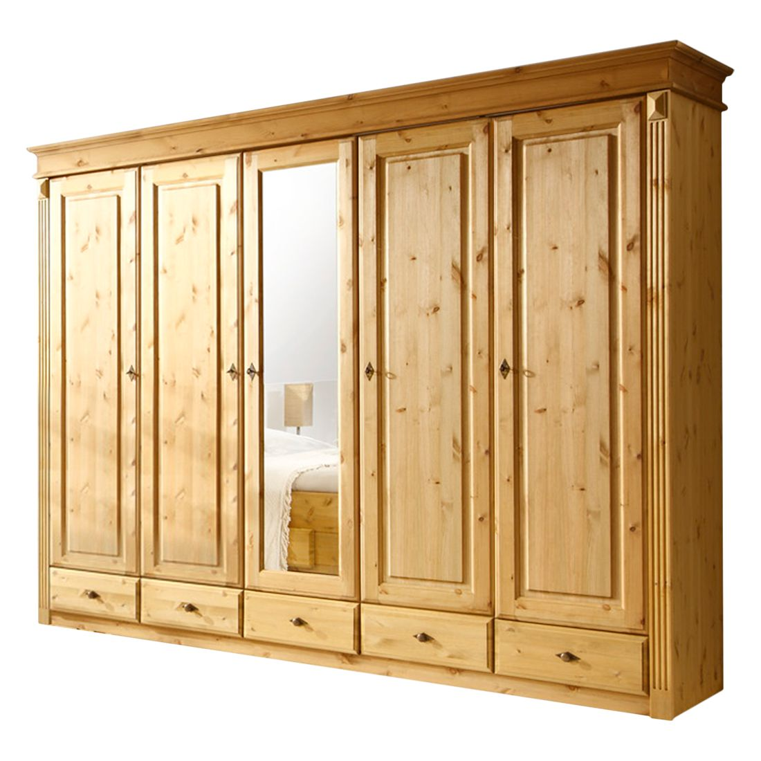 kiefer schrank natur tr komana kiefer lackiert holz natur b with kiefer schrank natur. Black Bedroom Furniture Sets. Home Design Ideas