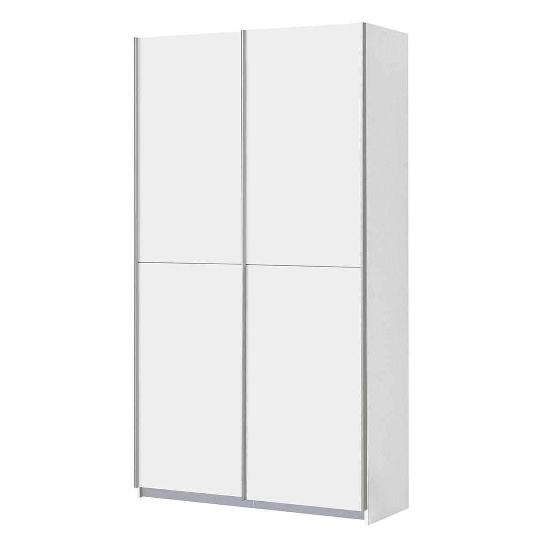 Kleiderschrank Elda – Weiß, mooved günstig
