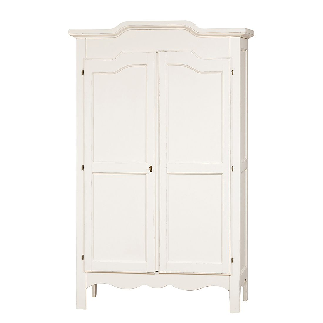 armoire v tements giocoso i tilleul massif blanc luissant le fait main. Black Bedroom Furniture Sets. Home Design Ideas