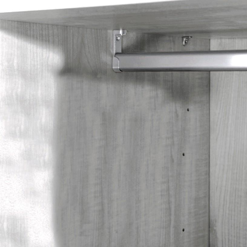Kleiderstange Express - Alu - 100 cm, Express Möbel