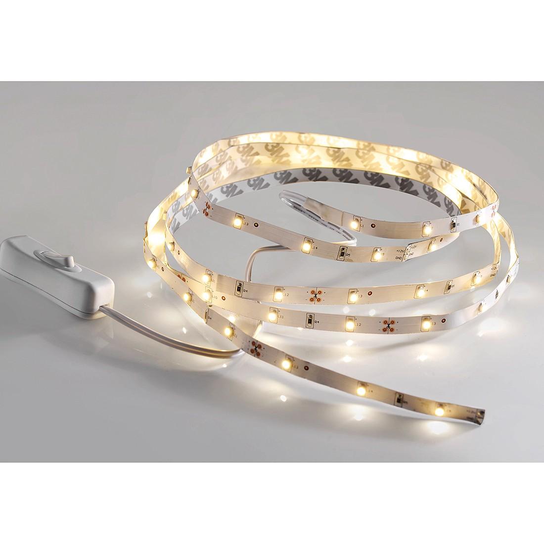 Klemm-/Möbelleuchten Tramp by Leuchten Direkt ● Kunststoff ● Weiß ● 1-flammig- Leuchten Direkt A+