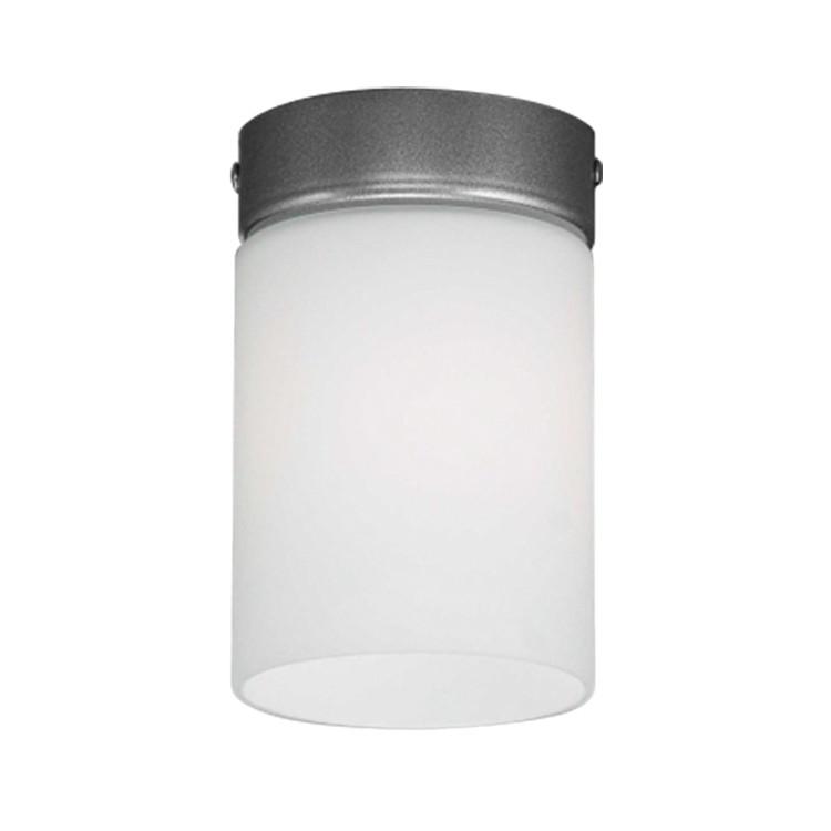 Deckenleuchten Koerich – Metall/Glas – Titan/Opal-matt, Böhmer Leuchten günstig