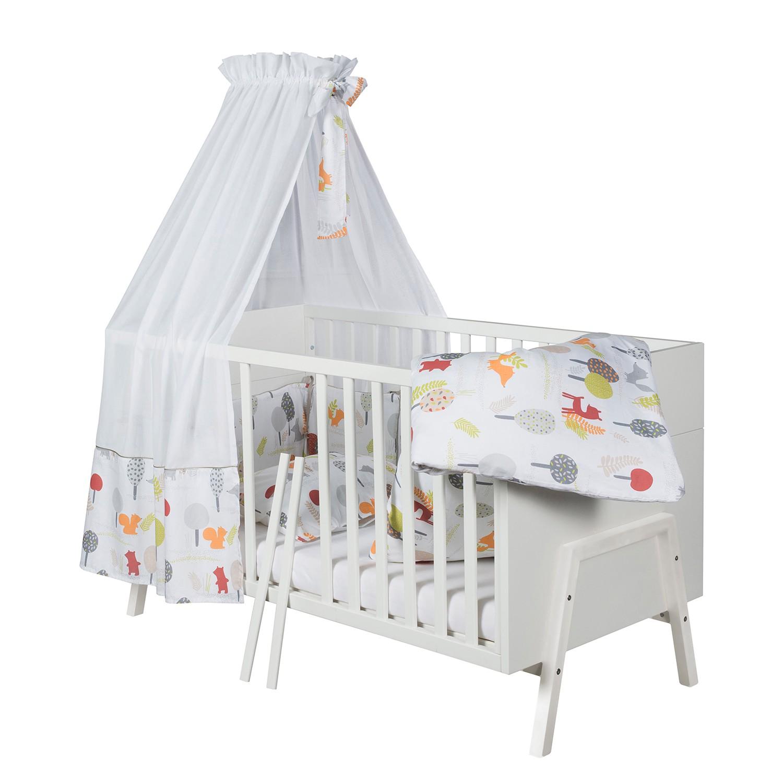Kombi-Kinderbett Holly - Weiß, Schardt