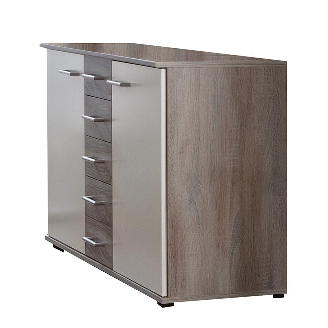 kombikommode tendence montana eiche alpinwei. Black Bedroom Furniture Sets. Home Design Ideas