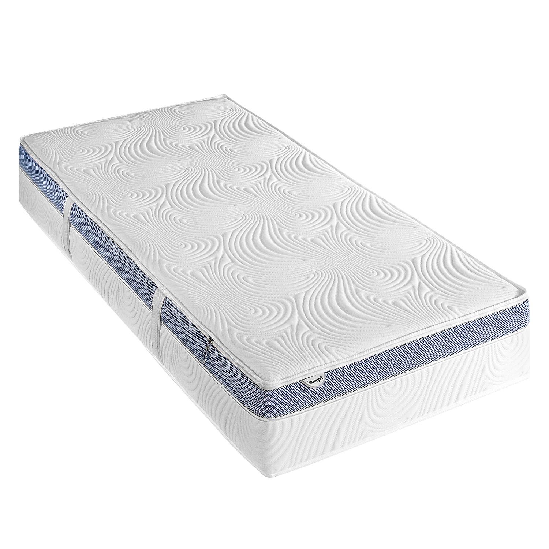 AquaLite 2500-Kaltschaummatratze - 90 x 200cm - H2 bis 80 kg, Dunlopillo
