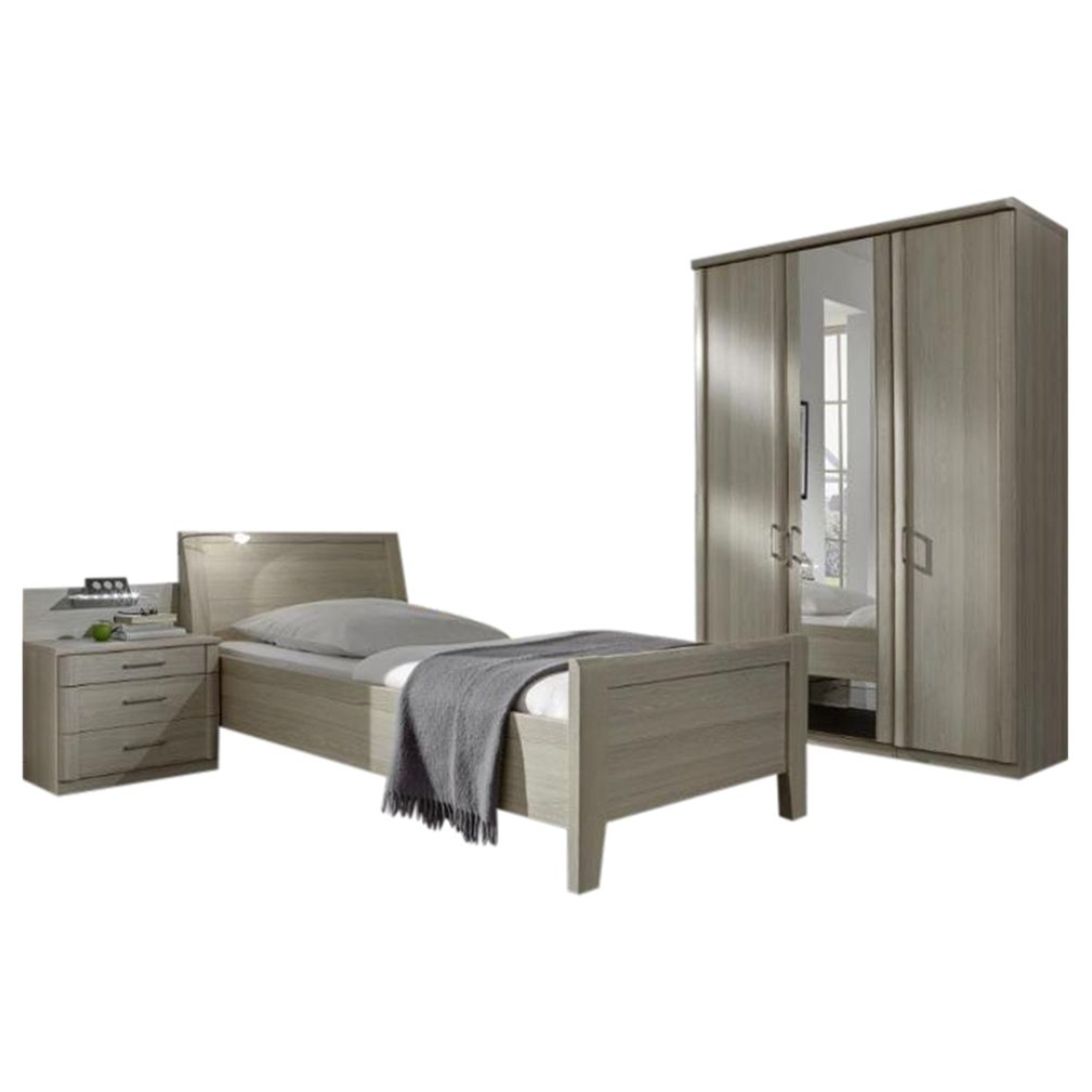 schlafzimmersets g nstig kaufen. Black Bedroom Furniture Sets. Home Design Ideas