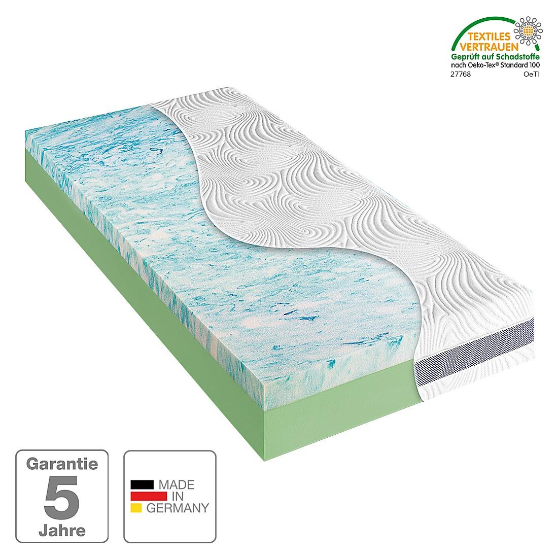 Komfortschaummatratze AquaLite 2100 – 140 x 200cm – H2 bis 80 kg, Dunlopillo online kaufen