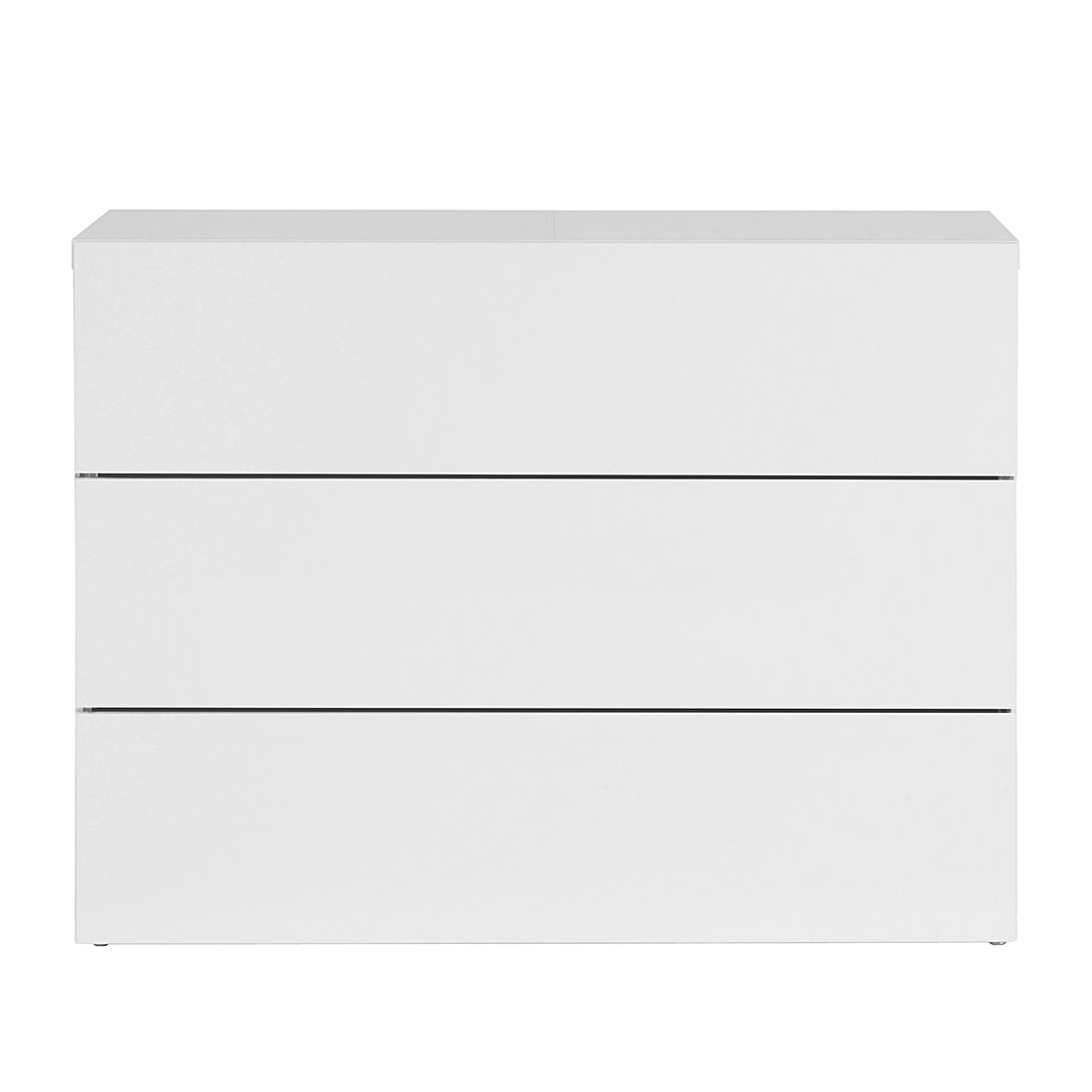 Kommode Aurora I – Matt Weiß, temahome kaufen